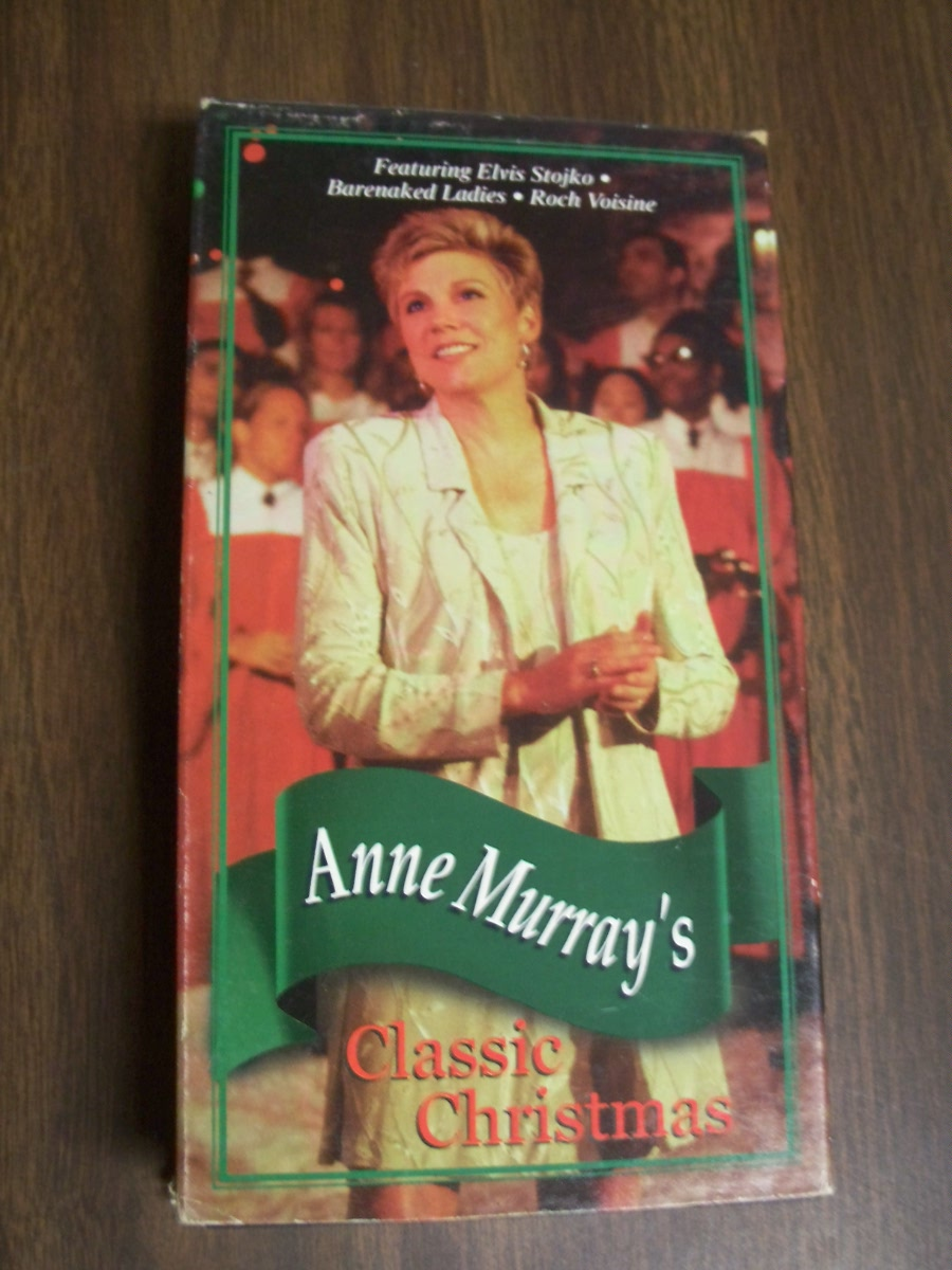 Anne Murray's Classic Christmas (used)