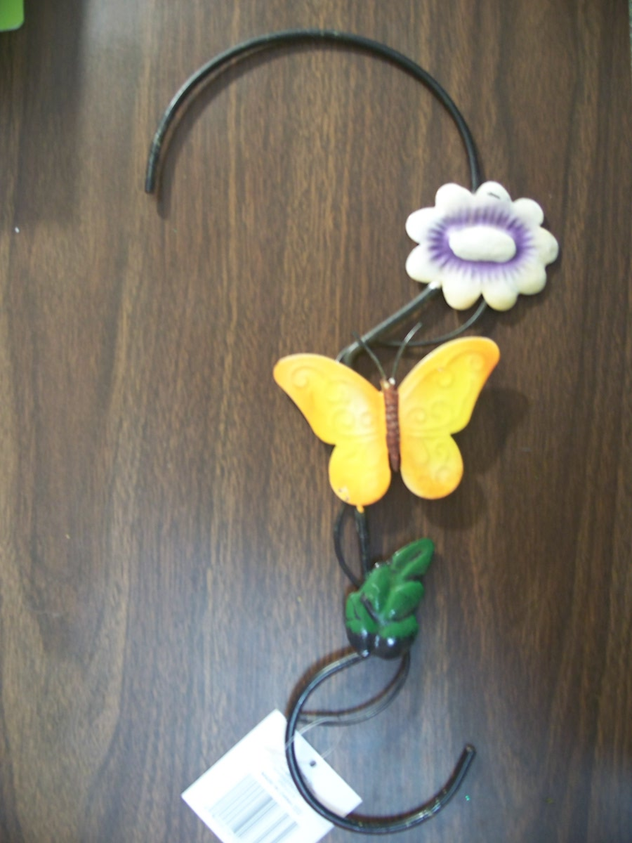 Decorative Garden Hook
