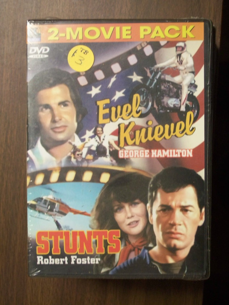 Double Feature~~Evel Knievel/ STUNTS