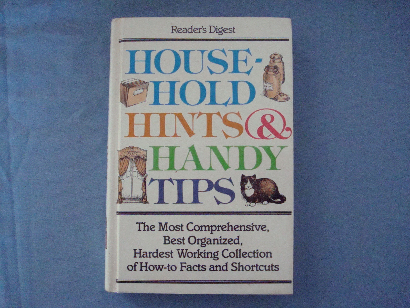 Household Hints and Handy Tips by Reader's Digest NEW