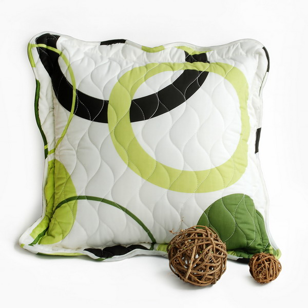 Onitiva [Laiquendi] Quilted Decorative Pillow Cushion Floor Cush