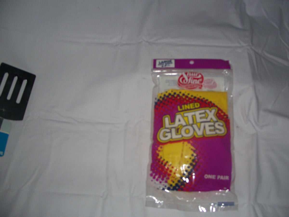 ShurFine Latex Gloves -Large