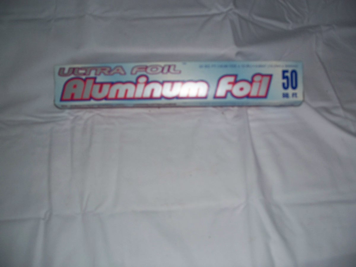 Ultra Aluminum Foil 50 sq. ft.