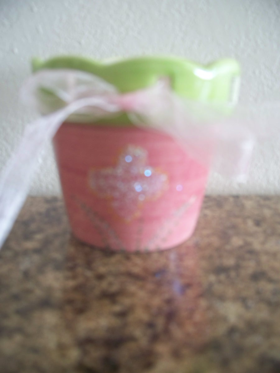 Ceramic Mini Flower Pot