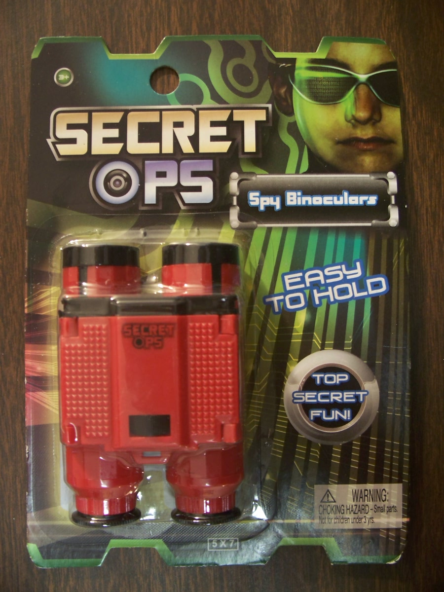 Secret Ops Spy Binoculars