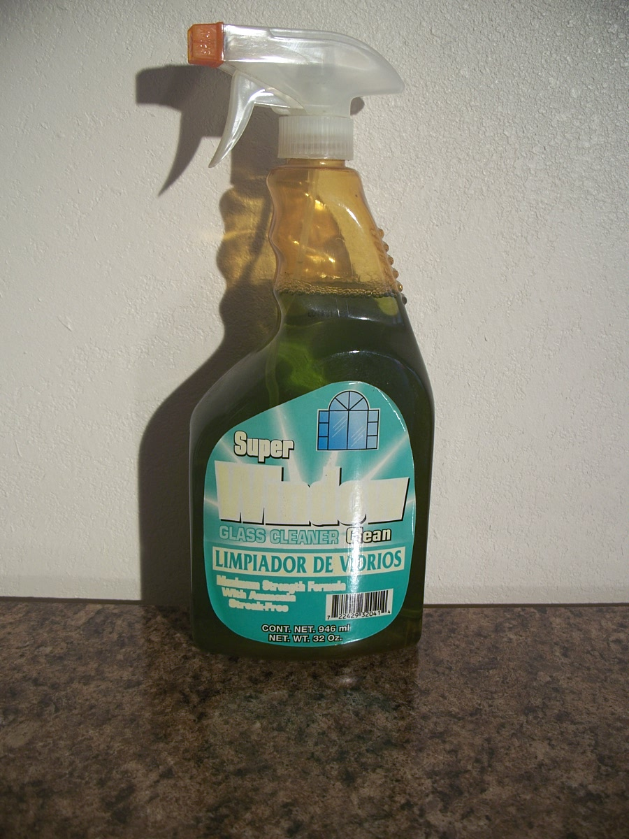 Super Window Glass Cleaner Clean