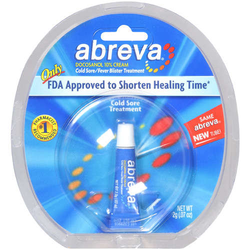Abreva Cold Sore Treatment, .07 oz
