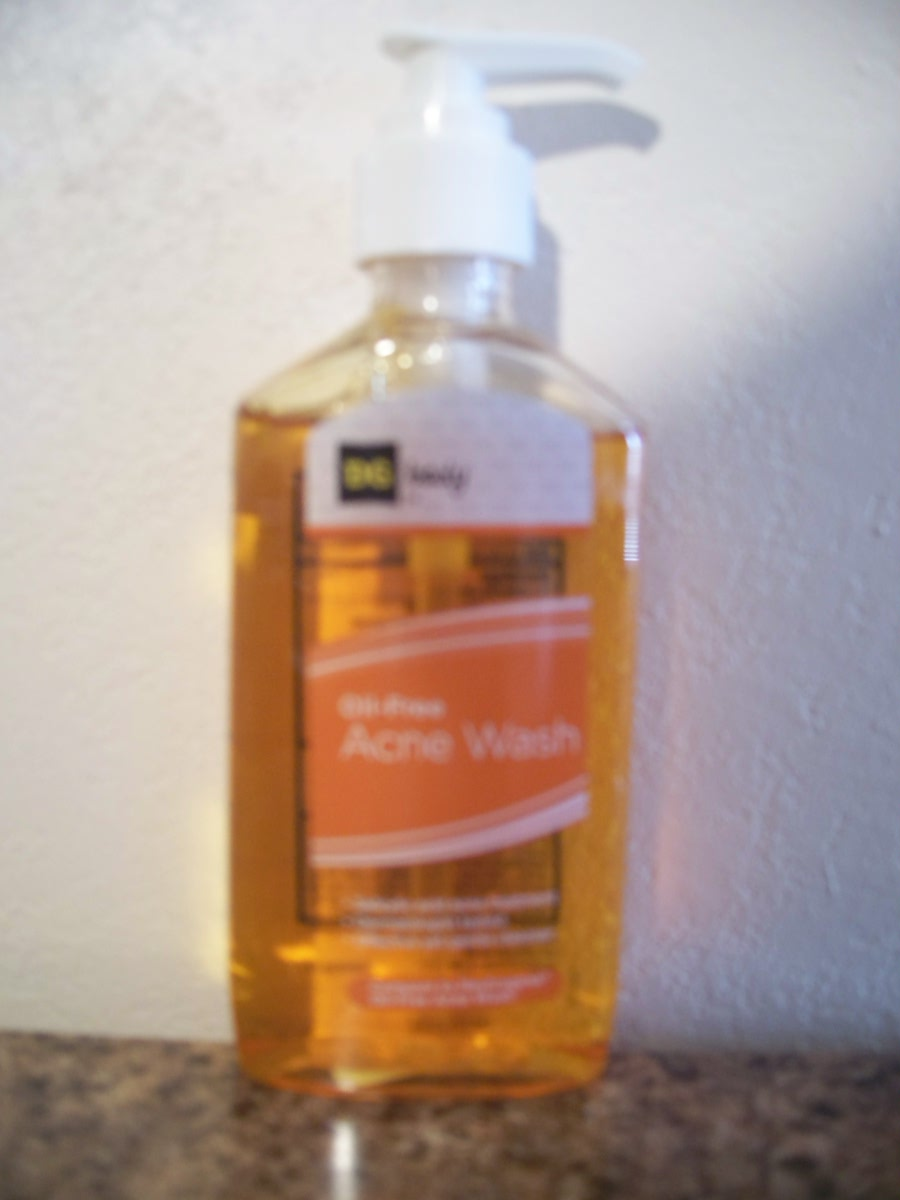 Acne Wash ( Oil-Free)