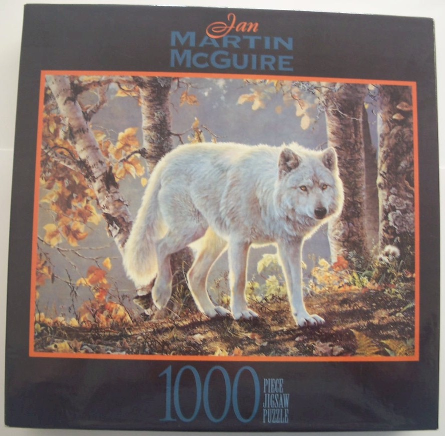 Jan Martin McGuire Ceaco Inc. Autumn Glow Jigsaw Puzzle 1000 pc
