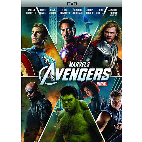 Marvel's The Avengers ( Widescreen )