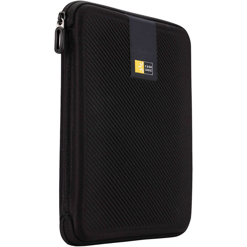 "Case Logic Folio for 10"" Tablet PC/eReader, Black"