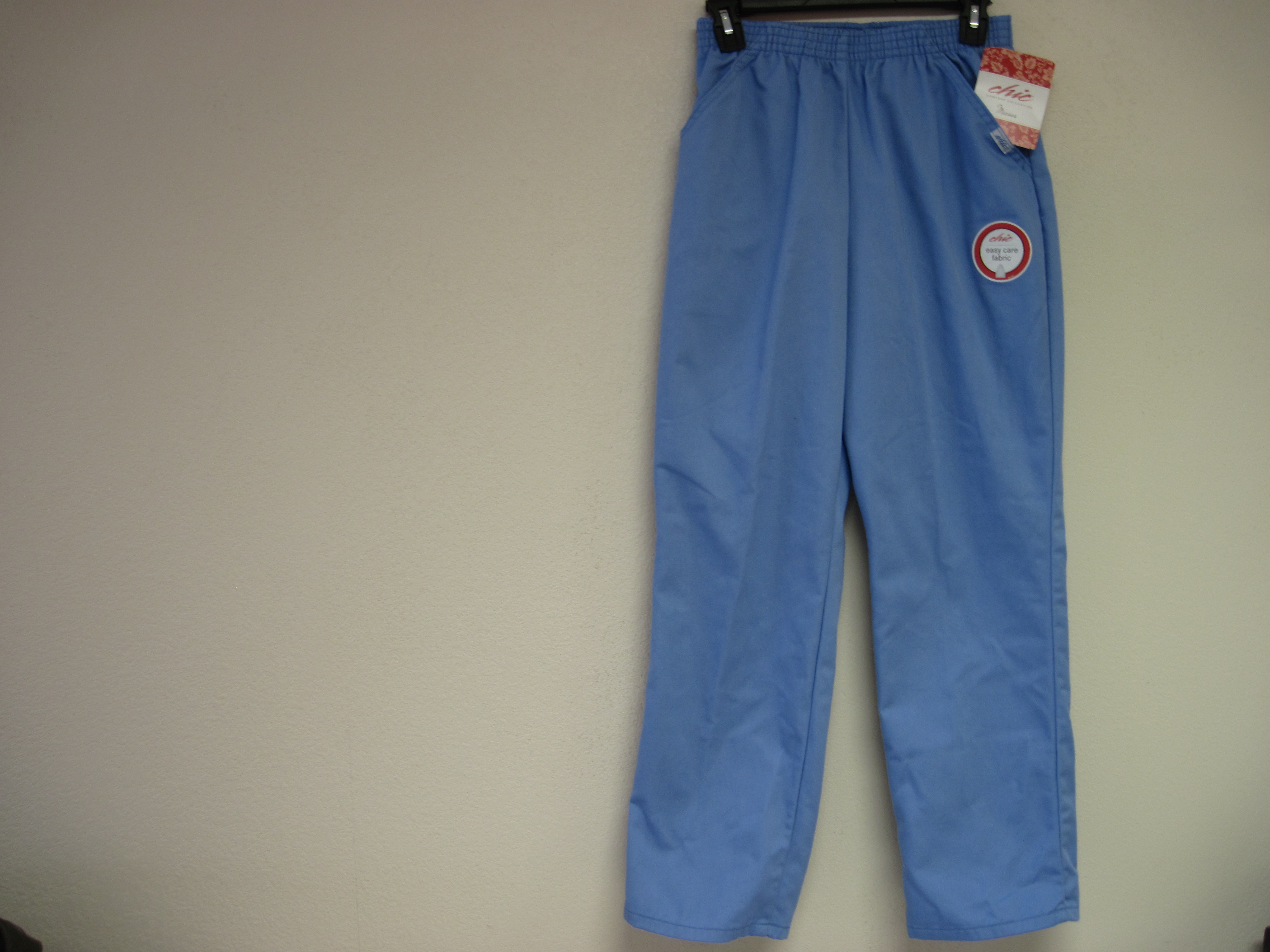 Chic Sz 18 AVG Misses Pants (Blue)