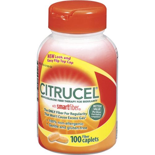 Citrucel Fiber Therapy For Regularity, 100ct