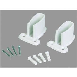 ClosetMaid Wall Brackets with Anchors 2pk 6620