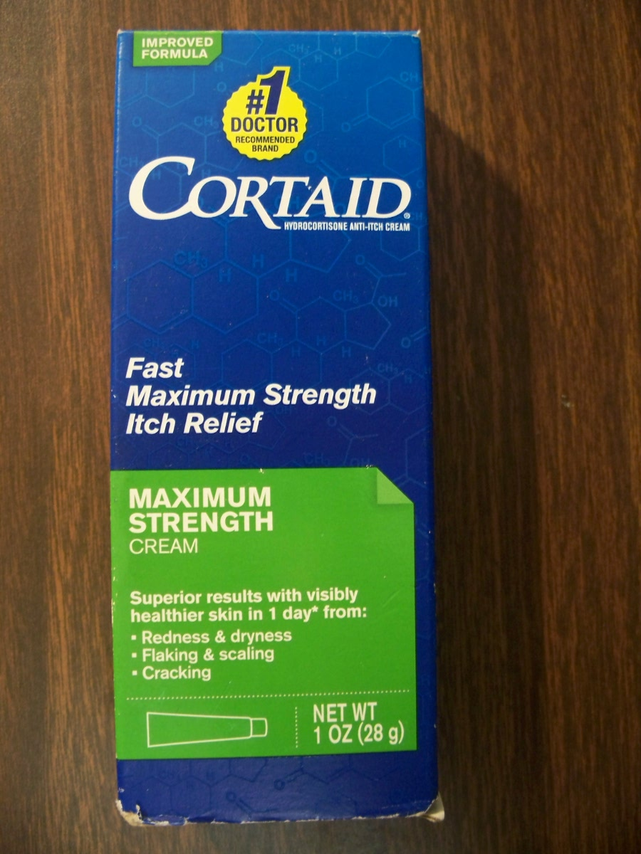 Cortaid ( Hydrocortisone Anti-Itch Cream )