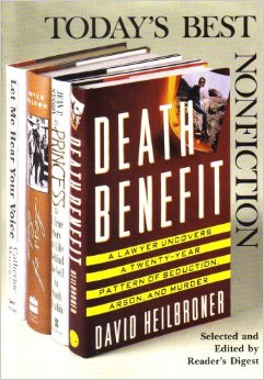 Today's Best Nonfiction: Death Benefit / Loss of Eden / Princess