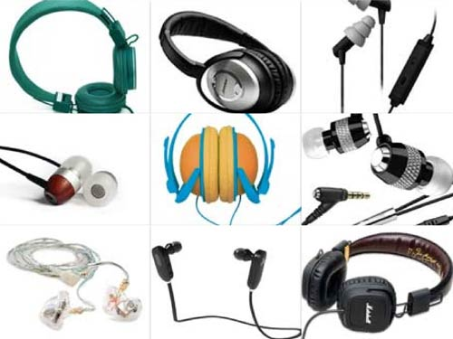 Stero HeadSets & Accessories