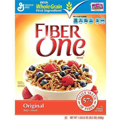 Fiber One Original Cereal, 16.2 oz