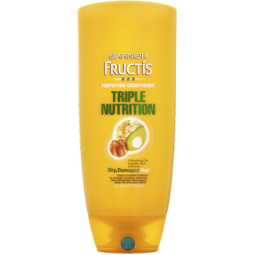 Garnier Fructis Triple Nutrition Conditioner for Dry, Damaged Ha