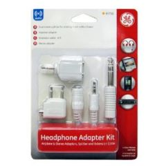 GE Head Phone Adapter Kit