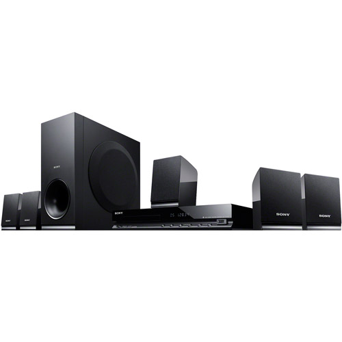 Sony DAV-TZ140 5.1 CH Home Theater Surround Sound System with DV