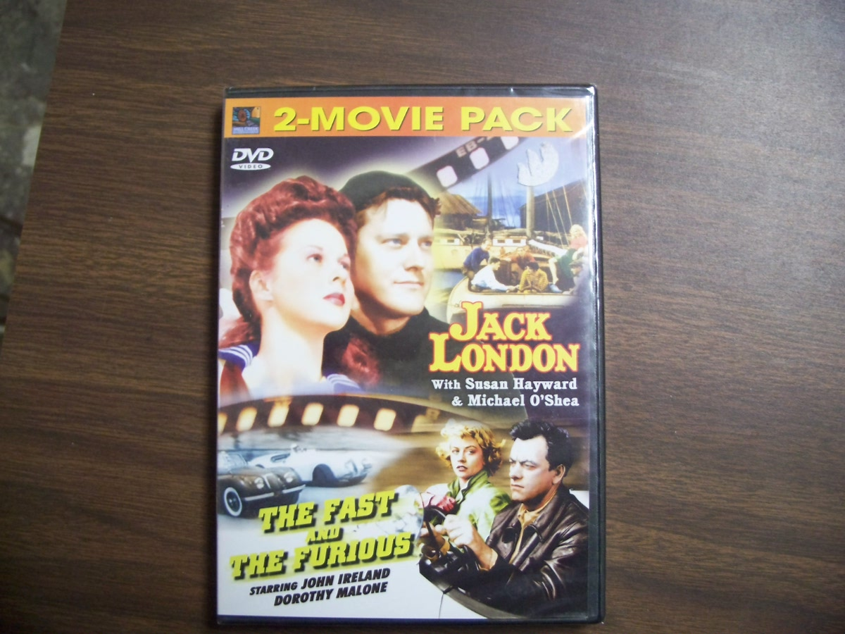 Double Feature~~Jack London / The Fast and The Furious