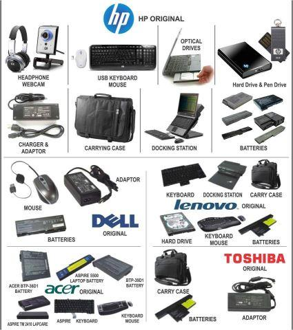 Lap Top Accessories
