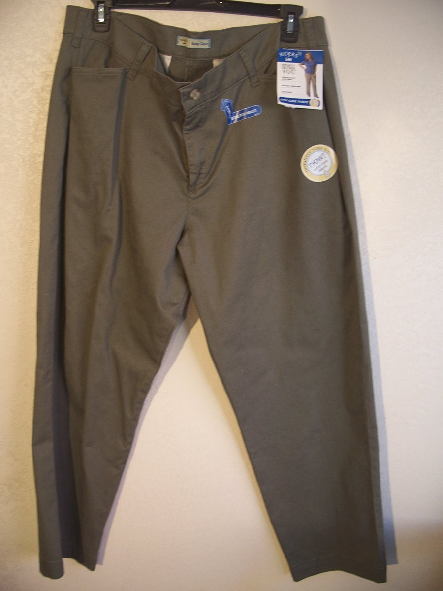 Lee Riders Sz 22W P Pants Gray