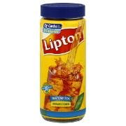 Lipton Instant Tea Unsweetened, 3 oz (Pack of 6)