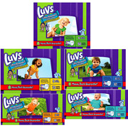 Luvs - Diapers Ultra Absorbent