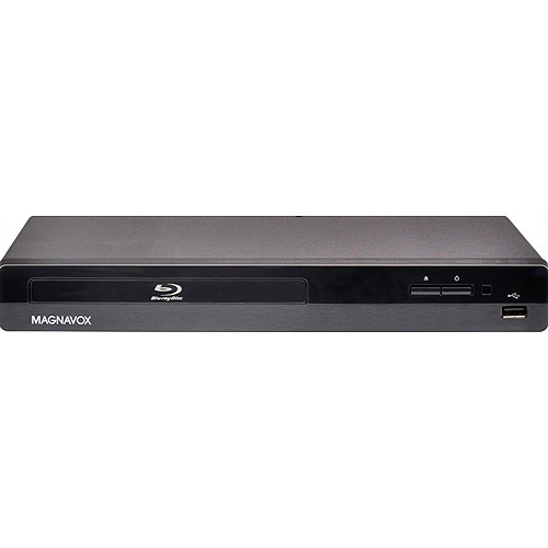 Magnavox MBP5320/F7 Blu-ray Player with WiFi