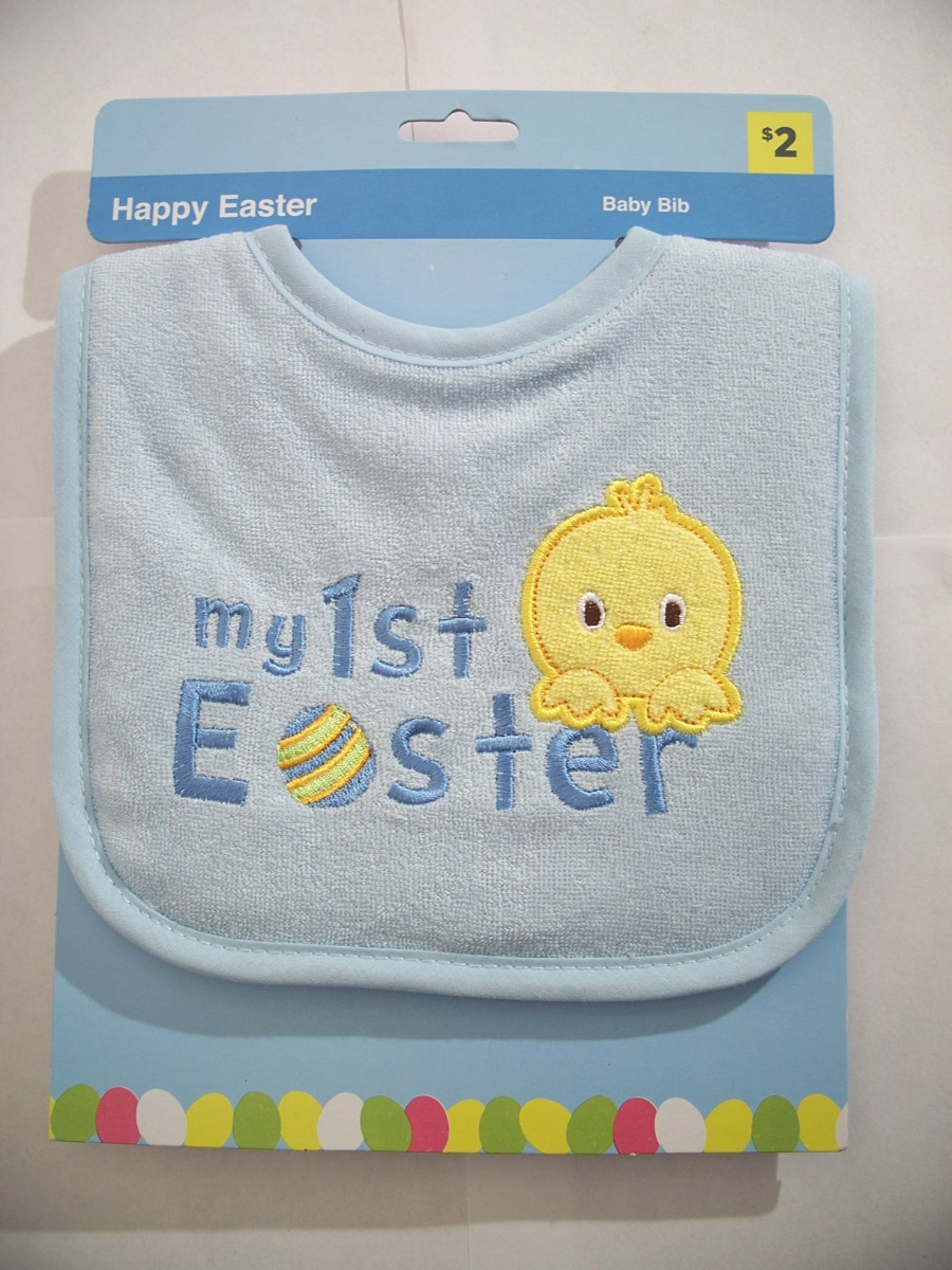 My 1st Easter Bib