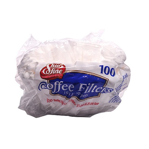 Shur Fine Coffee Filters 100 CT