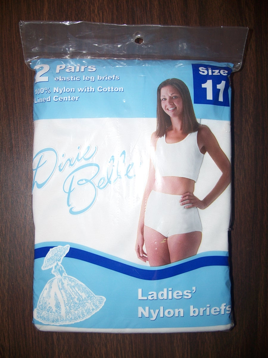 Dixie Belle (Ladies briefs size 11 )