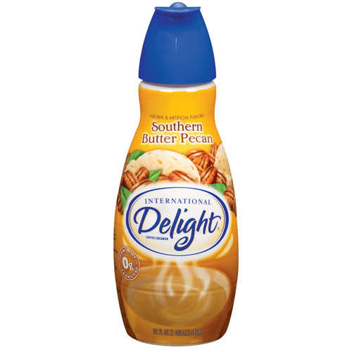 International Delight Southern Butter Pecan Coffee Creamer, 32 f