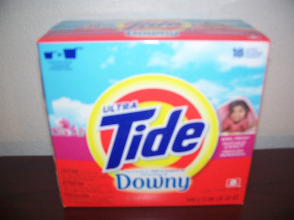 Ultra Tide with Downy