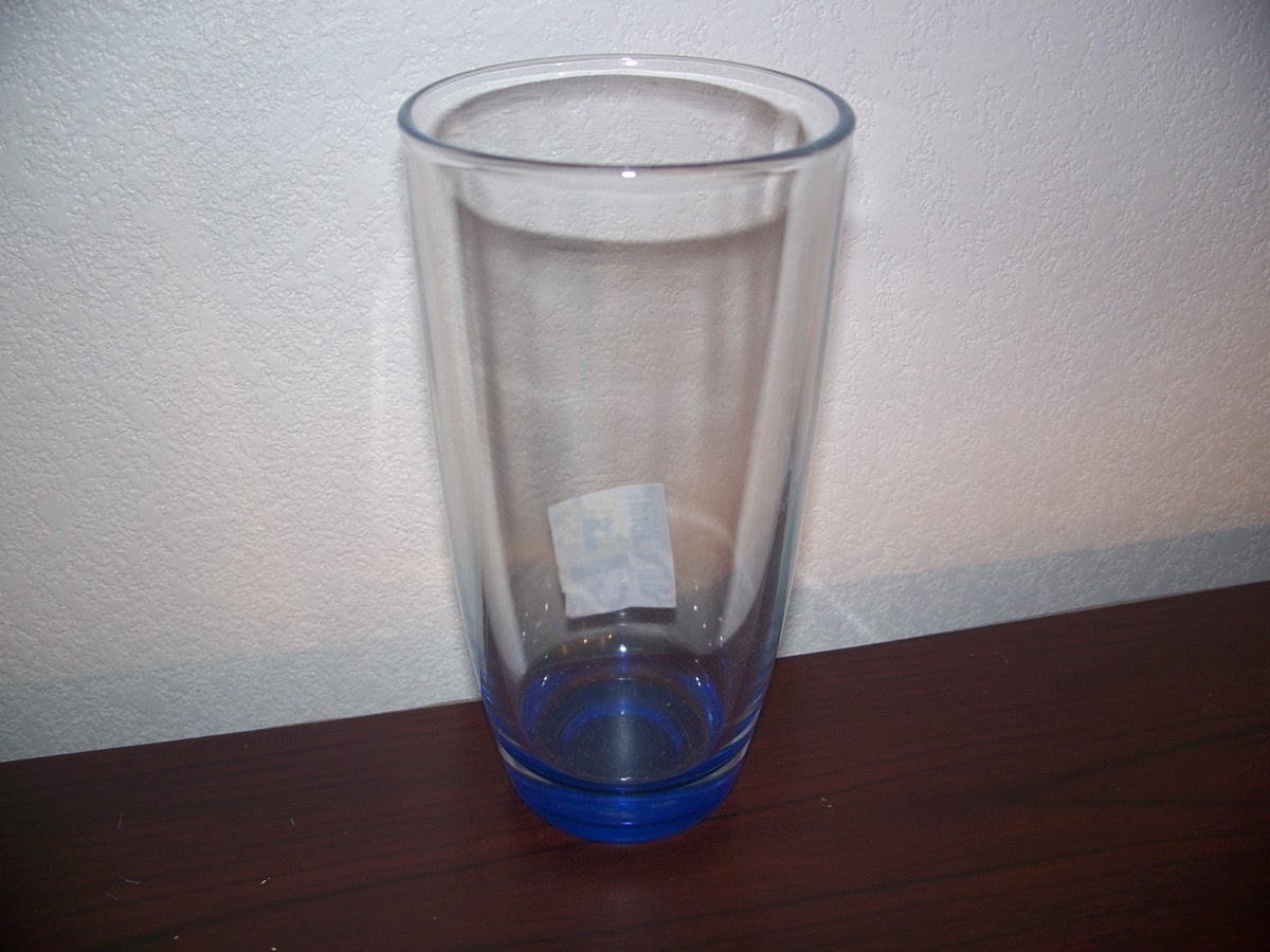 Drinking Glass (blue tint)