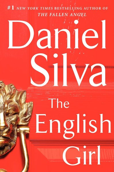 The English Girl Hardcover Daniel Silva