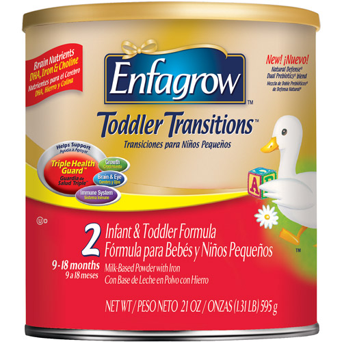 Enfagrow - Toddler Transitions, 24 oz. Can