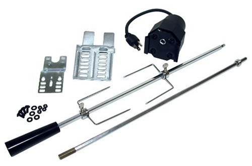 Grill Care G700-1201 Universal Rotisserie Kit