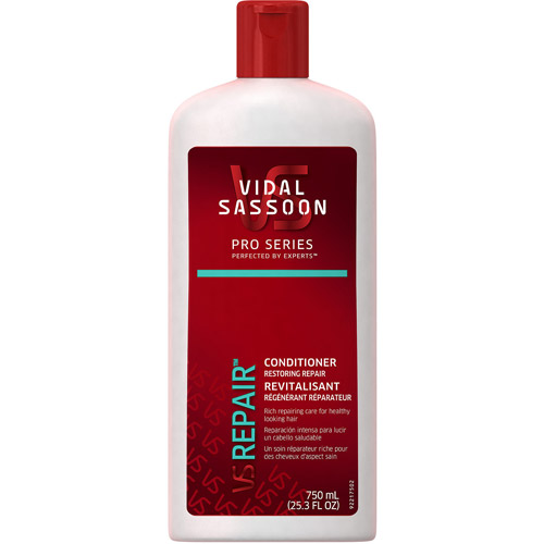 Vidal Sassoon Pro Series Restoring Repair Conditioner, 25.3 fl o