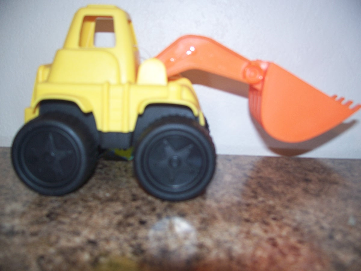 Construction Vehicle - Front Loader